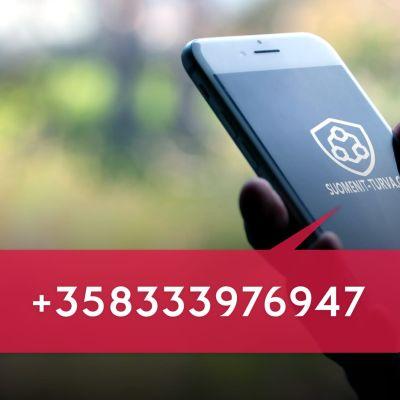 Huijaussoitto tulee numerosta +358333976947