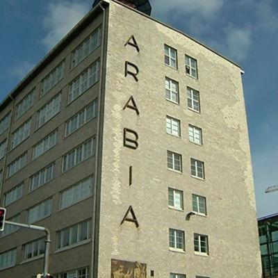 Arabiakvarteret.