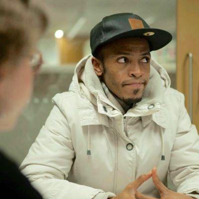 Yusuf Mohamed är asylsökande ursprungligen från Somalia och uppväxt i Yemen
