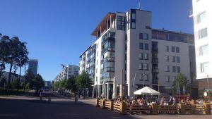 Solvik i Nordsjö.