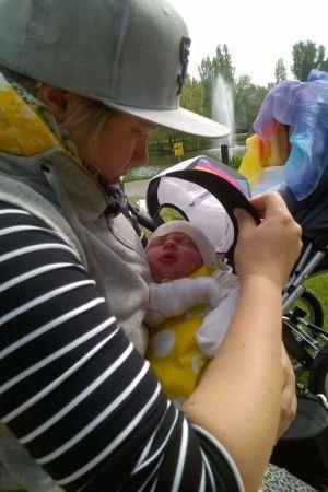 Aurora ja vauva