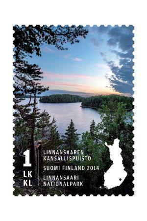Årets vackraste frimärke 2014