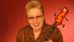 Carol Kaye.