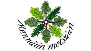 Mennään metsään- kampanjan logo
