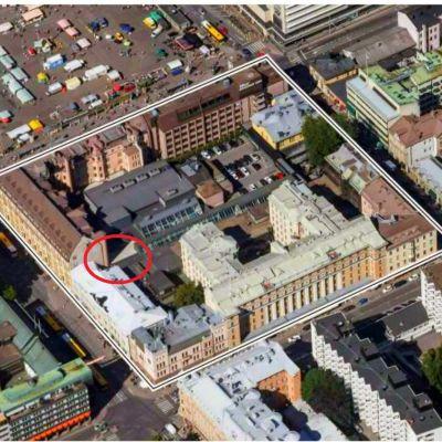 Forumkvarteret i Åbo.