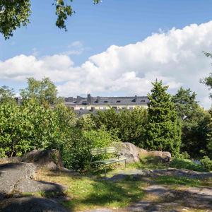 Leninparken i Alphyddan i Helsingfors.