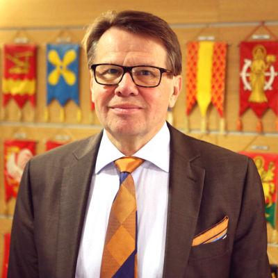 Landskapsdirektör Kari Häkämies, Egentliga Finland