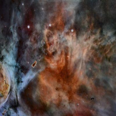 Hubble-avaruusteleskoopin ottama kuva avaruudesta