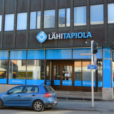 Lähitapiolan toimitilat Kuopiossa