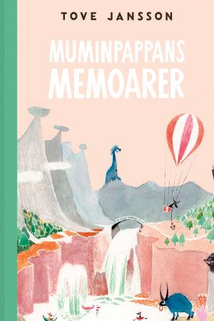 Pärmbilden till Muminpappans memoarer
