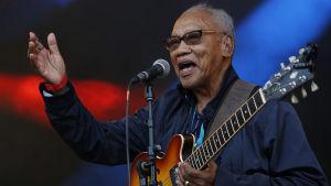 Ernest Ranglin, jamaicansk gitarrist