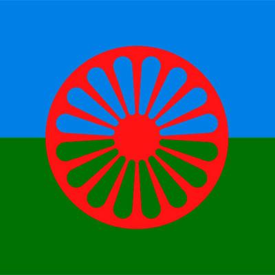 Romsk flagga