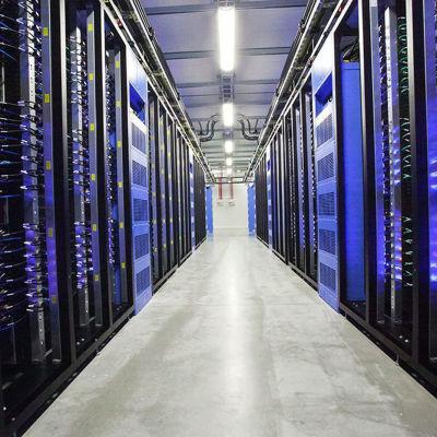 Tusby får datacentral