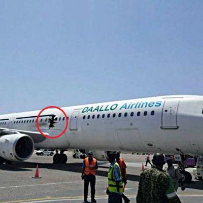 Daallo Airlines Flight D3159.