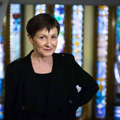Elina Anttila, överdirektör vid Nationalmuseum.
