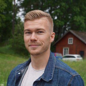 Joel Edström.
