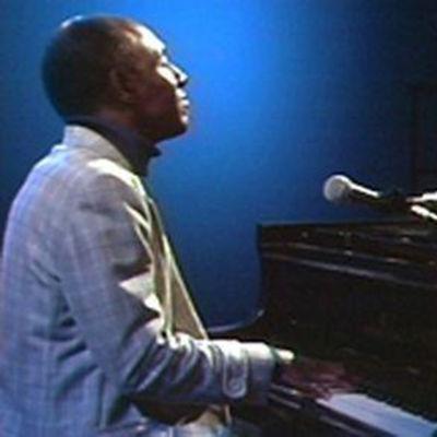 Blues-muusikko Eddie Boyd