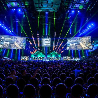 ESL One Cologne 2016 -turnausta seurasi LANXESS-areenalla peräti 14 000 katsojaa