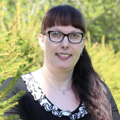 Porträtt av Tarja Parkatti.