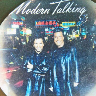 Modern Talkingin levynkansi.