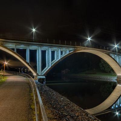 Äijälänsalmen silta.