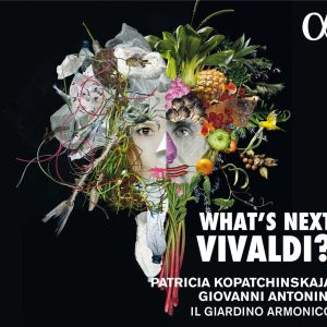 What's Next Vivaldi? / Kopatchinskaja