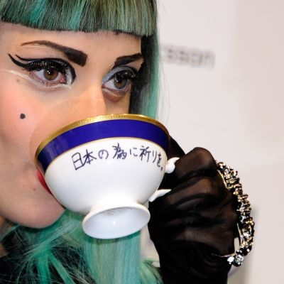 lady gaga dicker te
