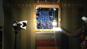 Strumpkörens scenografi