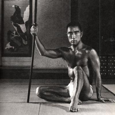 Den japanske författaren Yukio Mishima