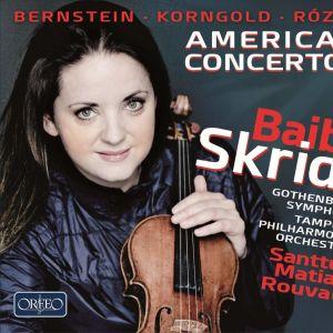 Baiba Skride / American Concertos