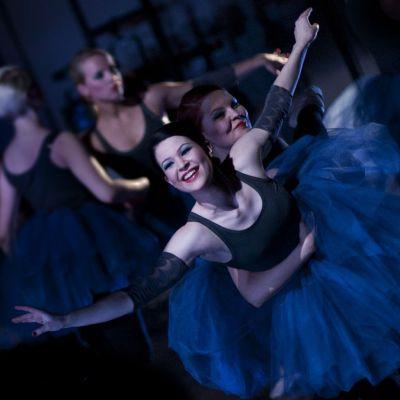 Bild på dansgruppen Wannabe Ballerinas