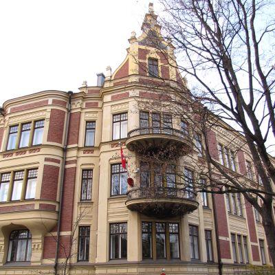 Turkin suurlähetystö