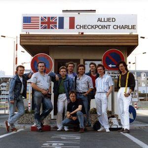 Gospel Power Checkpoint Charliella kesäkuussa 1988.