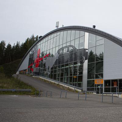 Hämeenlinnan jäähalli
