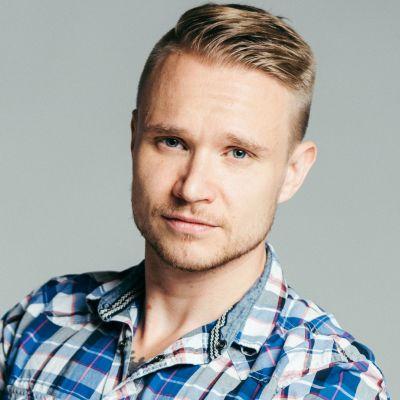 Rovaniemen teatterin taiteellinen johtaja Miika Muranen