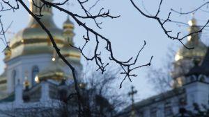 Kyrka i Kiev