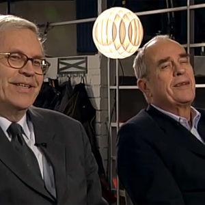 Peter von Bagh ja Jörn Donner (2007).
