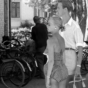 Lomailijoita Maarianhaminassa (1963).