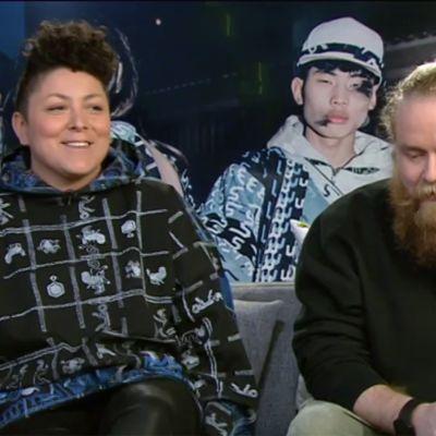 Ylen aamu-tv: Suomi kiinnostaa miesten muodissa