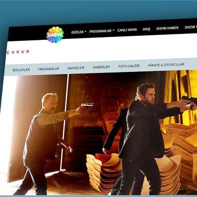 Kuvakaappaus, Turkki TV-sarjat