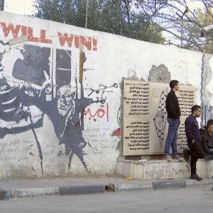 Kesäkuussa 1967 Israelin armeija miehitti Itä-Jerusalemin ja Jordan-joen länsirannan.