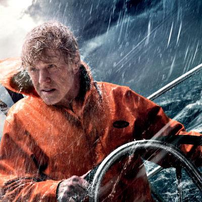 Robert Redford elokuvassa All Is Lost