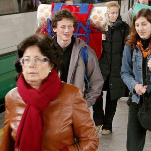 Turistijoukko