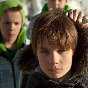 Kuvassa näyttelijä Akseli Manninen