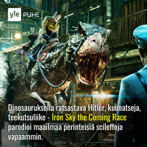 Kuva Iron Sky: The Coming Race -elokuvasta