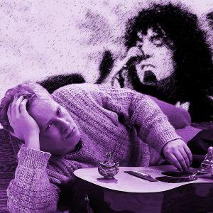 Ilkka Merivaara on Marc Bolan kuunnelmassa Teenage Dream.