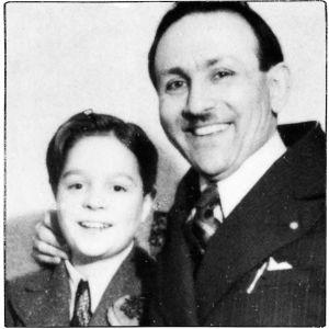 Heimo Haitto ja Boris Sirpo vuonna 1939.