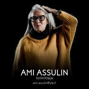 Perjantain toimittaja Ami Assulin.