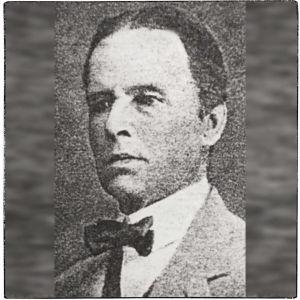 Kauppaneuvos Harry Wahl Kuva-Postissa nro 1 1955.