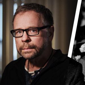 Fotokollage av Thomas Pettersson och Olof Palme,